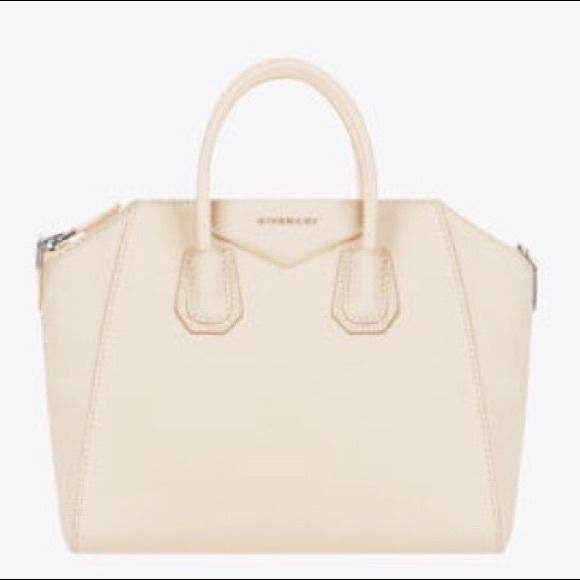 Givenchy Handbags - GIVENCHY ANTIGONA GRAINED LEATHER SATCHEL BAG e7582129a7fd9